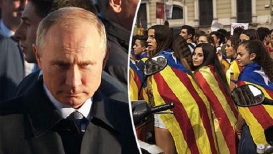 Tây Ban Nha cáo buộc Nga