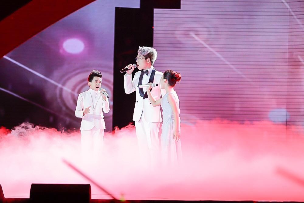Lộ diện 3 gương mặt nhí tranh tài Chung kết The Voice Kids 2017