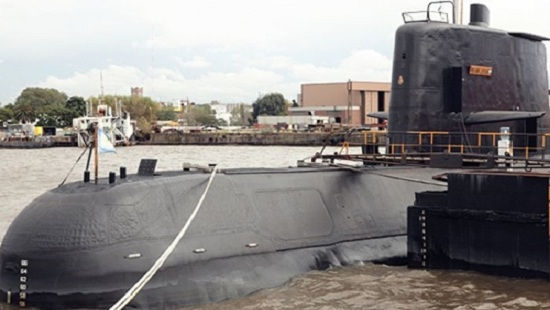 Tổng thống Putin đề nghị hỗ trợ Argentina tìm kiếm tàu ngầm mất tích