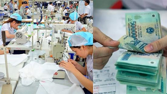 Chính phủ ban hành Nghị định về tăng lương tối thiểu vùng