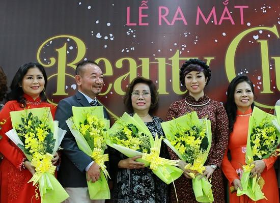 Ra mắt câu lạc bộ làm đẹp đầu tiên tại Việt Nam