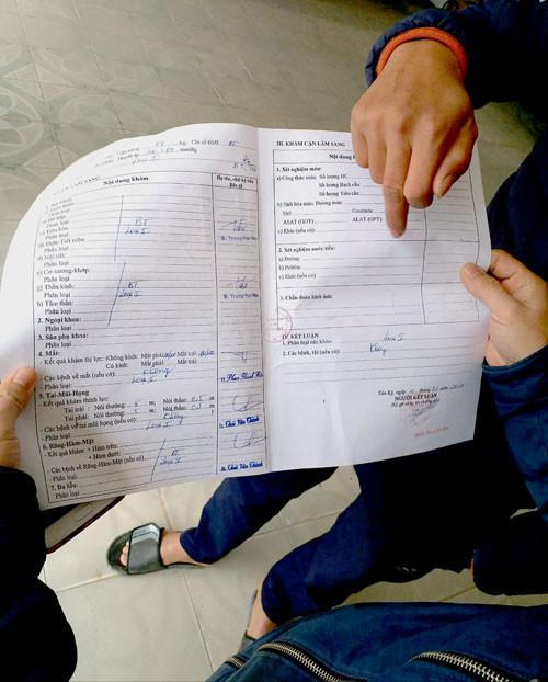 """Cấp giấy khám sức khỏe """"siêu nhanh"""" tại Trung tâm y tế huyện Tân Kỳ"""