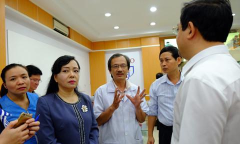 2 phòng khám Trung Quốc bị tước giấy phép hoạt động