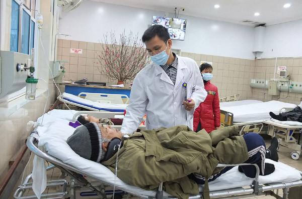 Bệnh viện không được từ chối bệnh nhân trong dịp Tết
