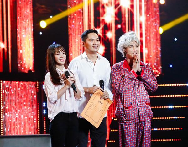 Jang Mi – Minh Luân gặp sự cố micro khi biểu diễn nhưng vẫn vào bán kết Cặp đôi vàng