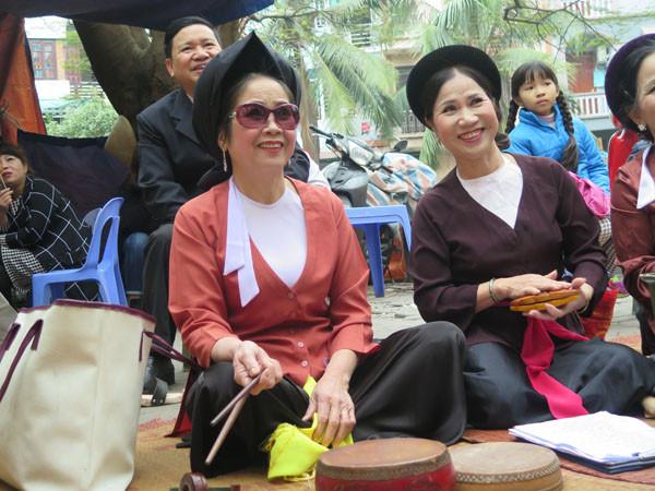 Phiên chợ Tết có lịch sử 100 năm  tuổi giữa Hà Nội