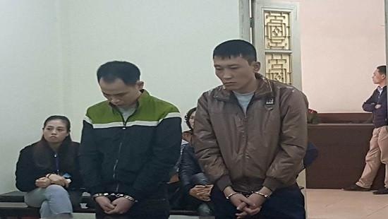 35 năm tù cho hai đối tượng phạm tội về ma túy