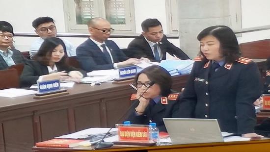 Bị cáo Đinh La Thăng bị đề nghị mức án 18-19 năm tù