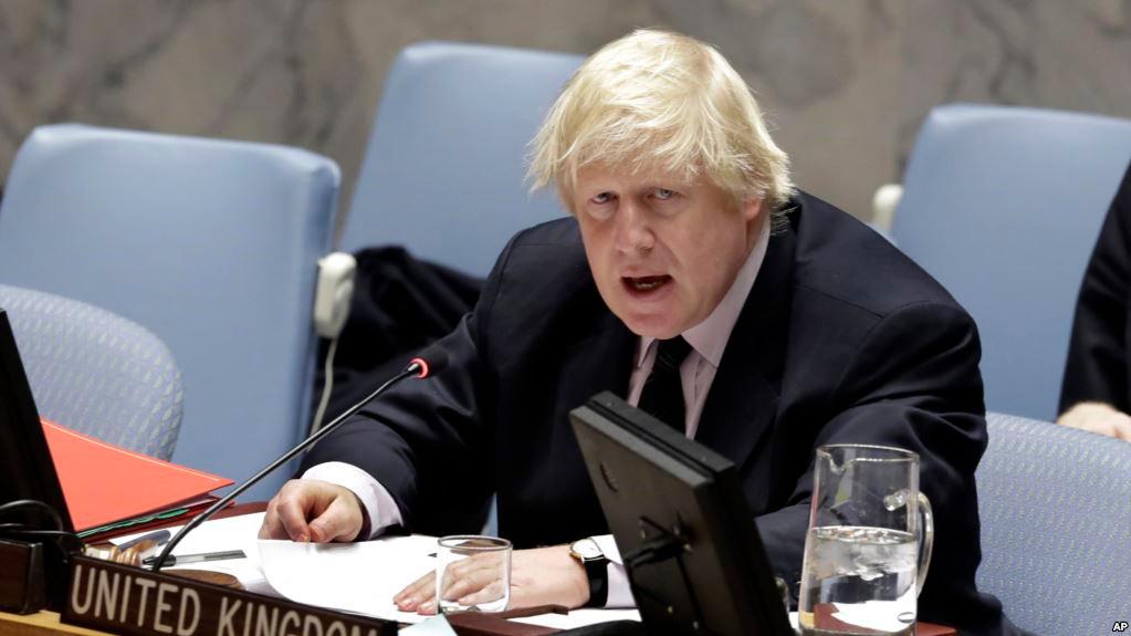 Nga nổi cơn thịnh nộ vì Ngoại trưởng Anh xúc phạm Moscow và Tổng thống Putin