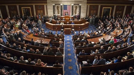 Quốc hội Mỹ thông qua ngân sách nghìn tỷ ngăn chính phủ đóng cửa lần ba