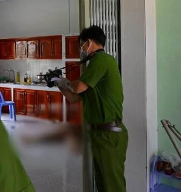 Truy bắt hung thủ sát hại người phụ nữ bán thịt heo