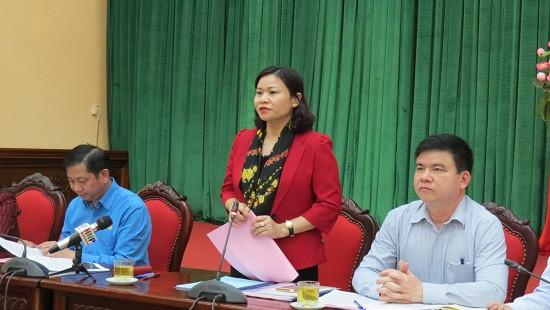 Gần 600 đại biểu tham dự Đại hội Công đoàn TP Hà Nội