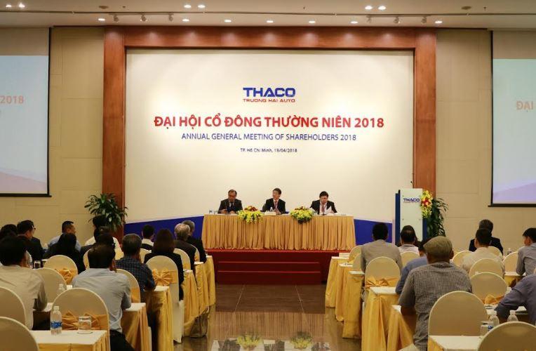 Thaco phấn đấu trở thành tập đoàn công nghiệp đa ngành