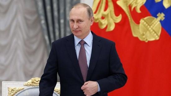 Tổng thống Vladimir Putin – hình ảnh trỗi dậy của nước Nga