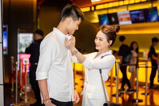 Bảo Thanh - Sống chung với mẹ chồng được ông xã tháp tùng đi sự kiện