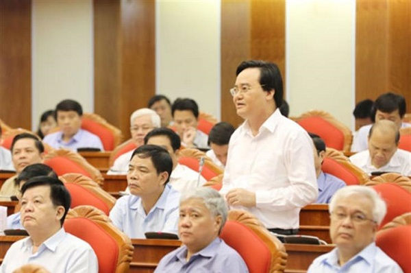 Bộ trưởng Bộ GD-ĐT đề xuất chính sách lương, phụ cấp đặc thù cho nhà giáo