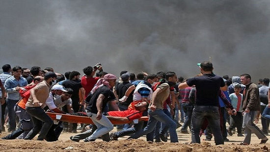 Cộng đồng quốc tế kịch liệt phản đối và lên án quân đội Israel trấn áp người Palestine