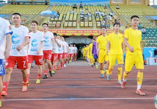 FC Music - Các tuyển thủ Sông Lam Nghệ An: Quyến béo vẫn xung như thủa nào