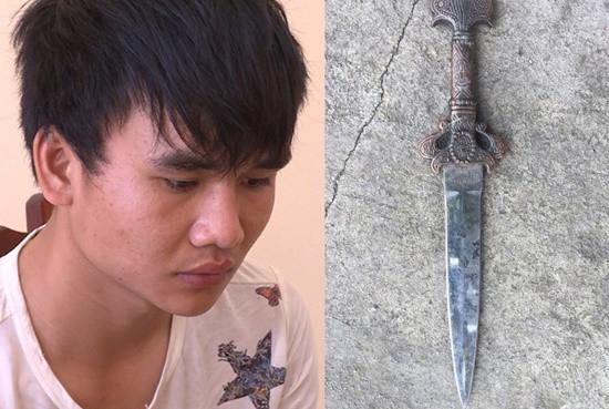 Bắt khẩn cấp hung thủ dùng kiếm đâm 3 người bạn thương vong