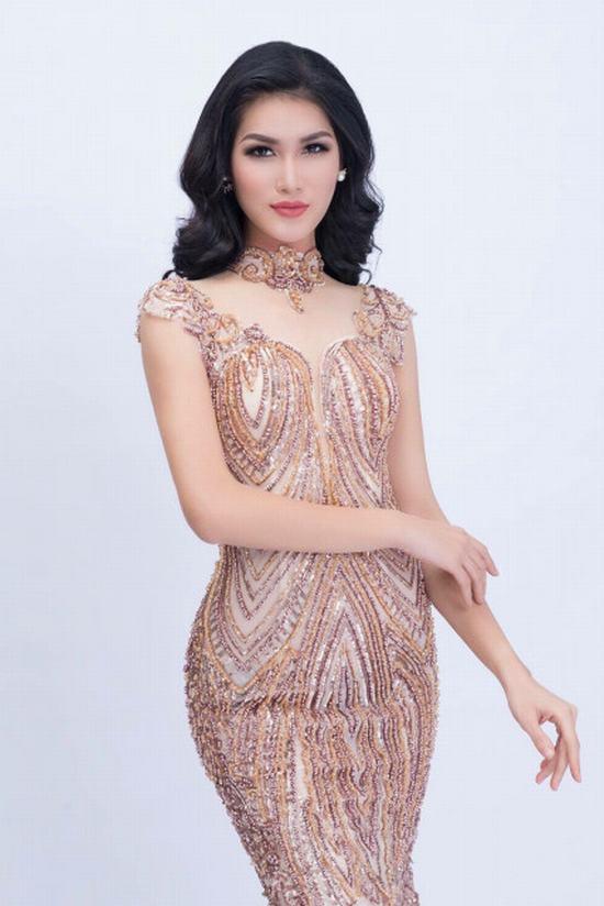 Hoa hậu thân thiện Ngọc Anh làm giám khảo cuộc thi Miss Lamita 2018