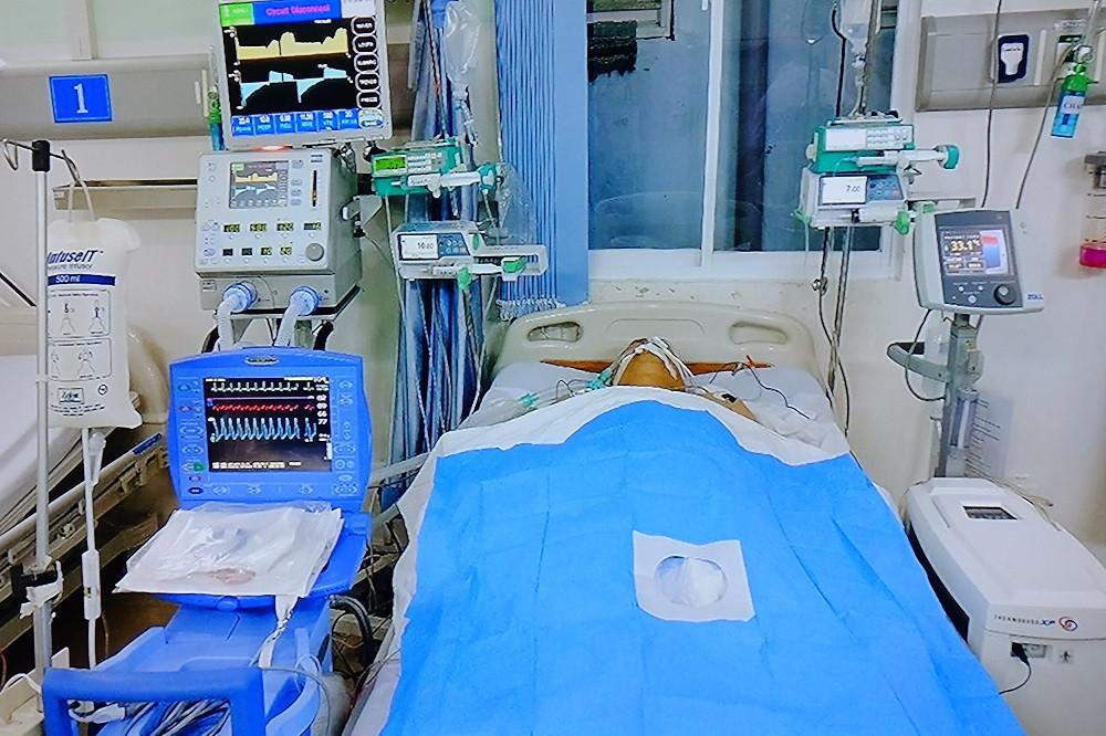 Người đàn ông sống sót kỳ diệu sau 3 lần ngưng tim