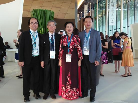 Bộ VHTTDL tham dự Kỳ họp lần thứ 42 của Ủy ban Di sản Thế giới