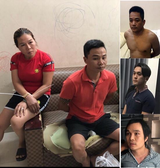 Bắt 9 đối tượng trong đường dây cá độ bóng đá hàng trăm tỉ ở Sài Gòn