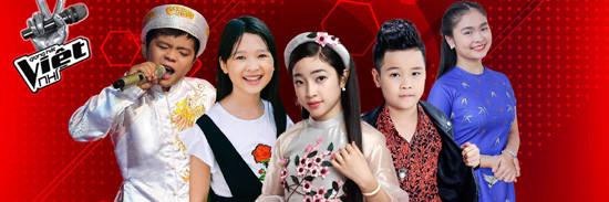 Giọng Hát Việt Nhí 2018: Hồ Hoài Anh - Lưu Hương Giang tái xuất