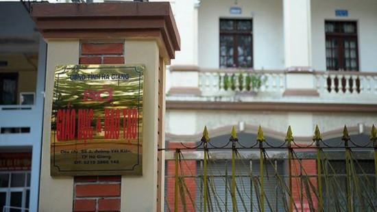 Thêm hai cán bộ cụm thi Hà Giang bị xử lý