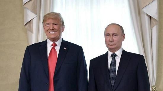 Tổng thống Putin mời người đồng cấp Mỹ tới Nga