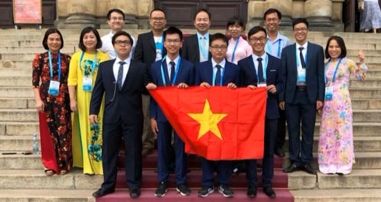 Thanh Hóa: Bội thu huy chương Vàng và Bạc Olympic Quốc tế
