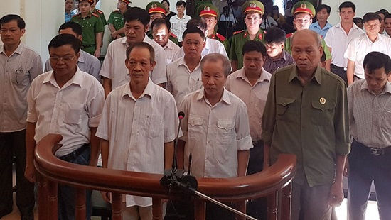 Ngày 10/8, xử phúc thẩm vụ án vi phạm quản lý đất đai ở Đồng Tâm