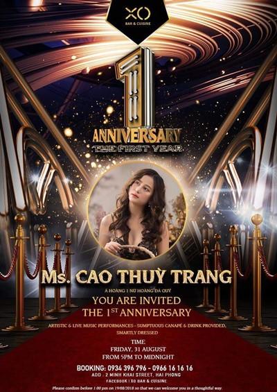Nhiều nghệ sỹ, người đẹp tham gia đại nhạc hội lớn tại Hải Phòng