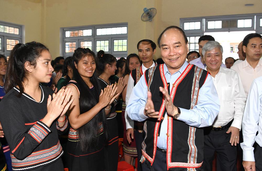 Lãnh đạo Nhà nước, Chính phủ dự khai giảng năm học mới 2018-2019