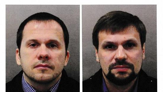 Anh có lệnh bắt giữ hai người Nga nghi đầu độc cựu điệp viên Skripal