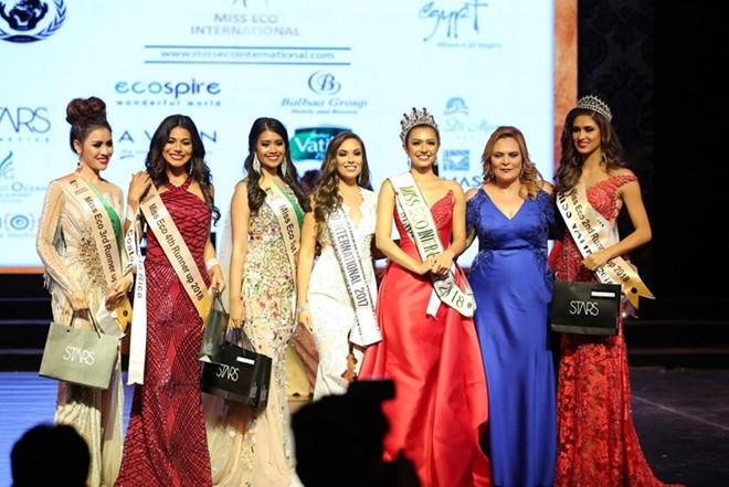 Thư Dung tiếp tục bị tước danh hiệu Á hậu Miss Eco International