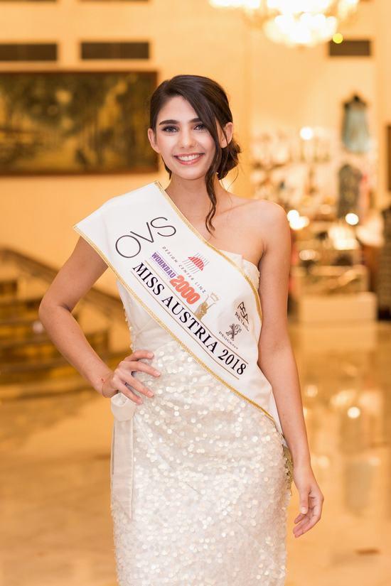 Hoa hậu Việt Nam 2018 Trần Tiểu Vy là đối thủ nặng ký trên đấu trường nhan sắc quốc tế