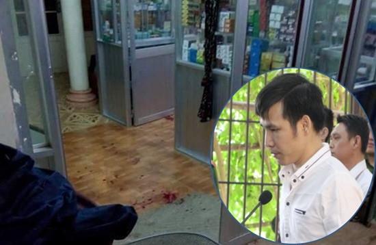 Tuyên tử hình kẻ đâm xối xả chủ tiệm thuốc tây cướp tài sản