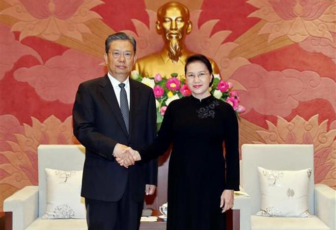Việt Nam-Trung Quốc: Củng cố tin cậy chính trị, thúc đẩy quan hệ Đối tác chiến lược toàn diện