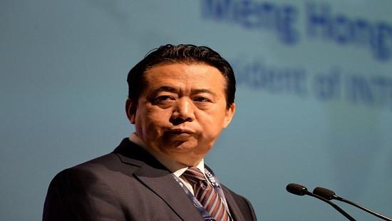 Chủ tịch Interpol biến mất đột ngột khi từ Pháp trở về Trung Quốc