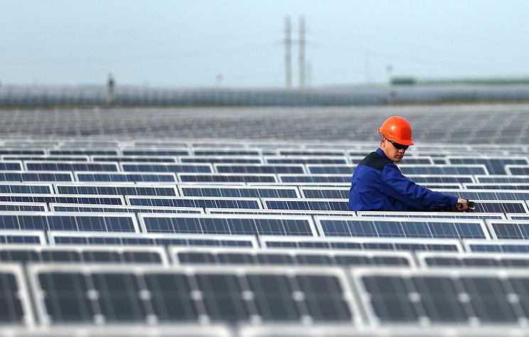 Nga đã bắt đầu xuất khẩu tấm pin mặt trời sang châu Âu