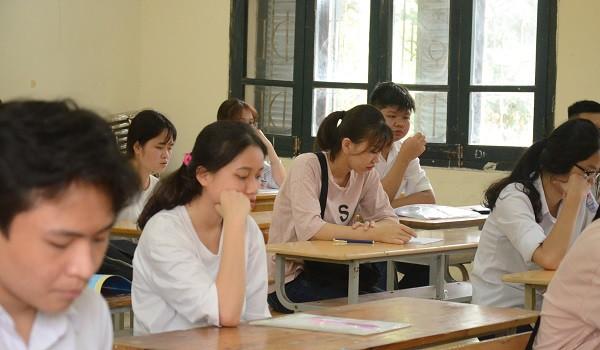 Học sinh thi vào 4 trường THPT chuyên Hà Nội cần lưu ý gì?