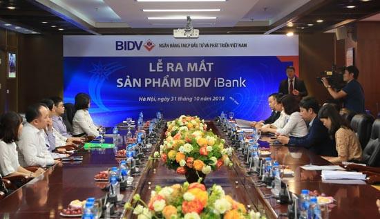 BIDV iBank - Dịch vụ ngân hàng điện tử hiện đại cho khách hàng tổ chức