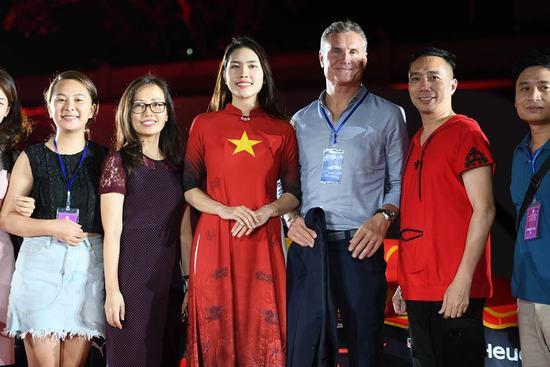 Trước giờ G lễ công bố giải đua xe F1 tại Hà Nội