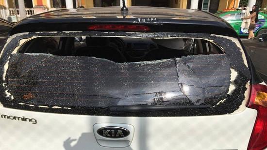Khởi tố 3 đối tượng xông vào trụ sở Công an tỉnh đánh đập một phụ nữ