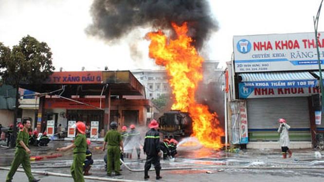 Thủ tướng chỉ thị tăng cường phòng cháy chữa cháy tại khu dân cư