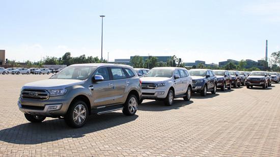 Ô tô nhập khẩu tuần qua giảm nhẹ