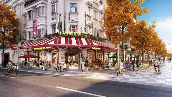 Sun Plaza Grand World - Shophouse Europe của Sun Group chính thức ra mắt tại Hạ Long