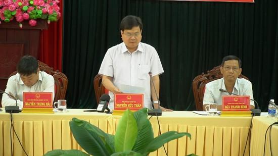 Kon Tum họp báo về vụ phá rừng ở huyện Kon Plông