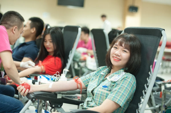 Từ năm 2019, người hiến máu sẽ được tặng phiếu xét nghiệm